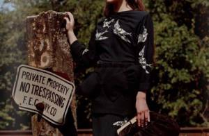 Hailee Steinfeld : A 14 ans seulement, elle rayonne en ambassadrice de luxe
