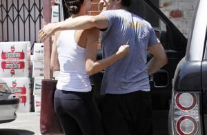 Miranda Kerr et son chéri Orlando Bloom, séance de sport... en amoureux