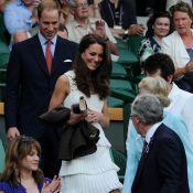 Kate Middleton, éblouissante en blanc, fait chavirer Wimbledon