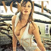 Gisele Bündchen : en amazone sexy ou en femme fatale, elle est toujours au top