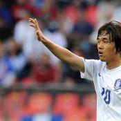 Chu-Young Park, bientôt au LOSC, s'est marié aux couleurs de l'AS Monaco