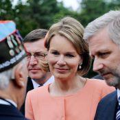 La princesse Mathilde de Belgique subjugue les Etats-Unis