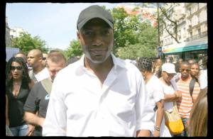 PHOTOS  EXCLUSIVES : Harry Roselmack et Stomy Bugsy fêtent l'abolition de l'esclavage...