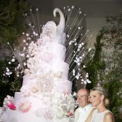 Mariage Monaco : Le Toast, la pièce-montée géante et le feu d'artifice...