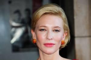 Défilé Armani : Cate Blanchett illumine la Fashion Week parisienne avec style