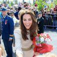 Le prince William et la duchesse Catherine de Cambridge se sont rendus mardi 5 juillet 2011 dans la province des Territoires du Nord-Ouest, avant-dernière étape du programme officiel de leur Royal Tour au Canada.