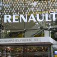 Soirée Renault à Paris, à l'Atelier Renault le 5 juillet 2011