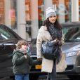 Rachel Weisz, maman attentionnée pour son fils de 5 ans