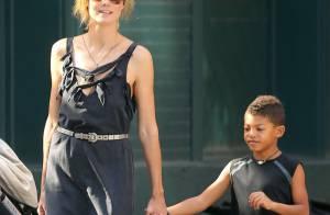 Heidi Klum : sport, enfants, business... Elle assure sur tous les fronts