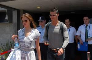 Cristiano Ronaldo : Vacances torrides avec sa bombe Irina Shayk
