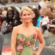 J.K. Rowling lors de l'avant-première mondiale de Harry Potter et les Reliques de la mort - partie II à Londres le 7 juillet 2011