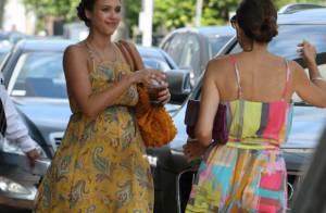 Jessica Alba retrouve son look parfait : la future maman est splendide