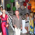 En Italie au festival du film d'Ischia le 11 juillet