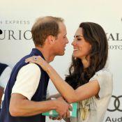 William et Kate à Hollywood : Le baiser... sur la joue