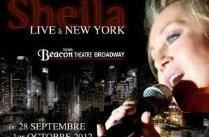 Sheila : Son projet new-yorkais à l'eau, elle pousse un coup de gueule