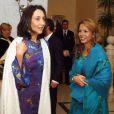 La princesse Rym a certes abandonné sa carrière de journaliste de premier plan en épousant le prince Ali bin al Hussein de Jordanie en septembre 2004, mais elle s'efforce de partager son savoir-faire en la matière. Le samedi 9 juillet 2011, elle a notamment reçu l'Ischia International Journalism Award, prestigieuse distinction italienne.