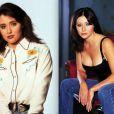 Shannen Doherty : Brenday jeune fille rebelle de Beverly Hills vs Prue, la gentille sorcière de Charmed !