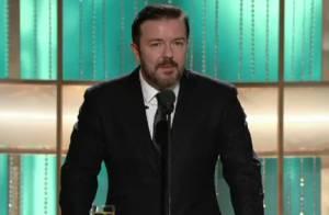 Ricky Gervais et son discours polémique des Golden Globes nommés aux Emmy Awards