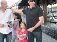 Hugh Jackman : Avec sa femme et ses enfants, il fond littéralement de bonheur