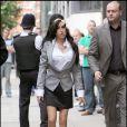 Amy Winehouse quittant le tribunal en juillet 2009 à Londres