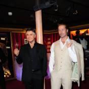 Brad Pitt, à Paris avec George Clooney, ne nous laisse pas de marbre