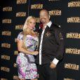 Coco et son mari Ice-T à la première de The Devil's Double à New York le 25 juillet 2011