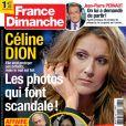 Couverture de France Dimanche, en kiosques le 29 juillet 2011.