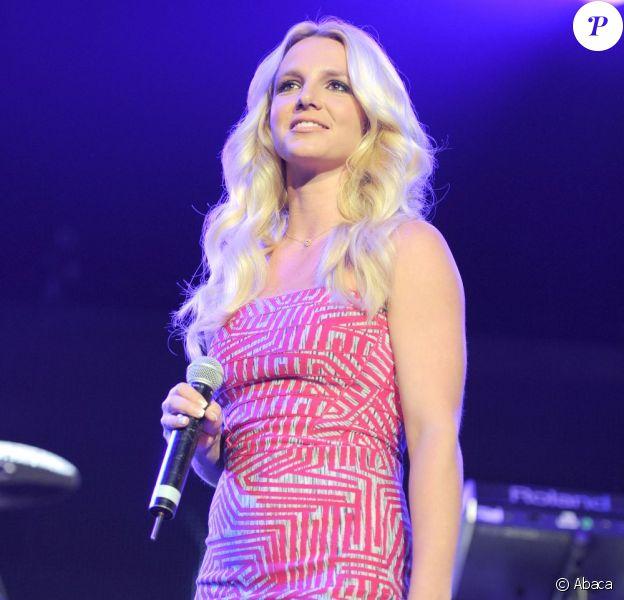 Britney Spears à Los Angeles en mai 2011
