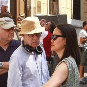 Woody Allen : Même au travail, son épouse et leurs filles ne le quittent pas