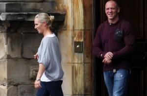 Mariage de Zara Phillips et Mike Tindall : Lendemain de fête détendu et joyeux