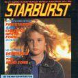 Drew Barrymore est sous les projecteurs depuis son enfance. La voici en couv' du magazine anglais  StarBurst  d'août 1984.