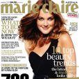 La belle et glamour Drew Barrymore en couv' du  Marie Claire  australien de mars 2011.