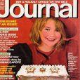 Drew Barrymore à 7 ans, en couverture du magazine  Ladies' Home Journal . Décembre 1982.