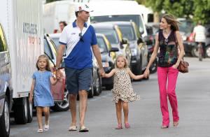Letizia et Felipe d'Espagne, comblés de bonheur avec leurs ravissantes fillettes