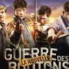 Laetitia Casta et Guillaume Canet dans ''La Nouvelle Guerre des boutons''