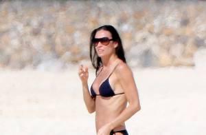 Demi Moore, Halle Berry... Plus de 40 ans et toujours ce corps sexy en bikini