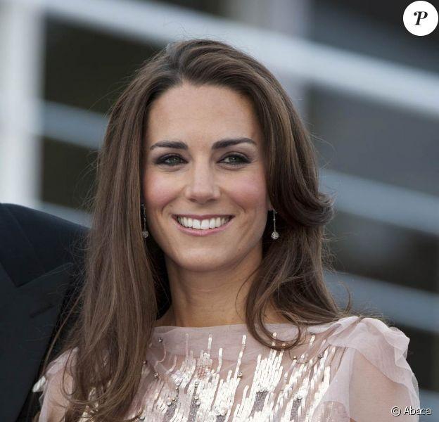 Kate Middleton le 9 juin 2011.