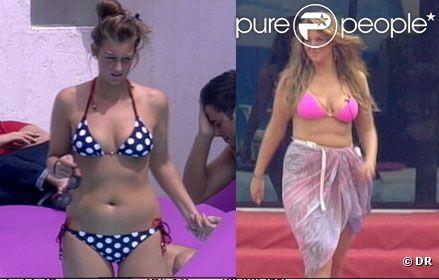 Aurélie (Secret Story 5) : en quelques semaines, la jolie Belge a pris quelques kilos !