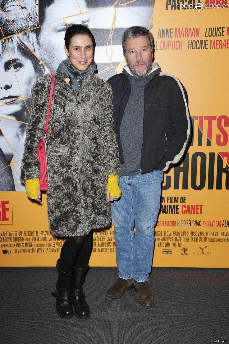 sortie en vente recherche de liquidation Chaussures 2018 Philippe Starck et sa femme Jasmine lors de l'avant-première ...