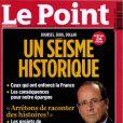 L'hebdomadaire Le Point du 11 août