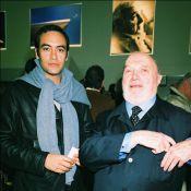 Georges Beaume, agent de stars et parrain d'Anthony Delon, est mort