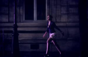 Emma Watson, égérie enivrante pour Trésor Midnight Rose, nouveau parfum Lancôme