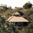 L'île privée de Necker, appartenant à Richard Branson, dans les îles Vierges britanniques