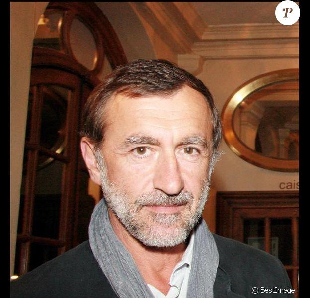 Christophe Malavoy à Paris en septembre 2007