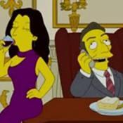 Sarkozy et sa Carla, Lady Gaga : Les stars s'invitent toutes chez les Simpson !