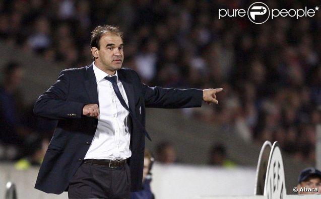 L'ancien entraîneur et joueur brésilien du PSG a été victime d'un AVC dimanche 28 août 2011.