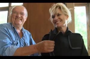 Robin Wright séduit toujours avec son charme, son humour et son accent frenchy
