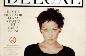 Flashback - Carla Bruni : Les premières couvertures de la maman de Giulia