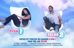 Secret Story 5 : Zelko est nominé aux côtés d'Ayem, reine du chantage