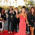 Eva Longoria assiste aux ALMA Awards, à Los Angeles, samedi 10 septembre 2011.